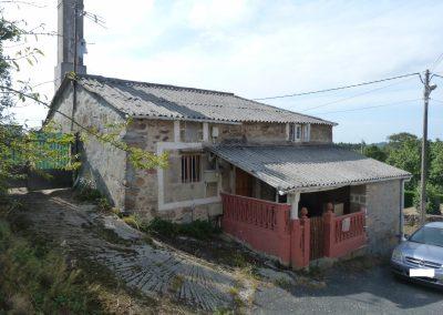 Casa de piedra en Feas