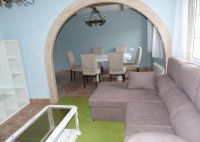 Casa en alquiler amueblada en Bergondo