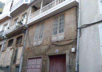 Venta casa de piedra en centro Betanzos
