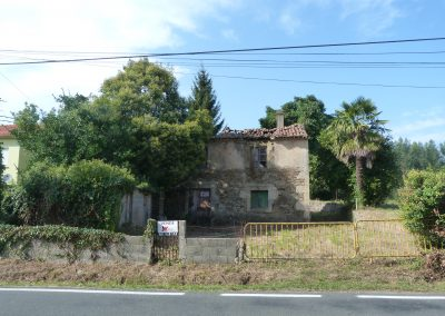 Venta casa de piedra  para reformar en Villozás