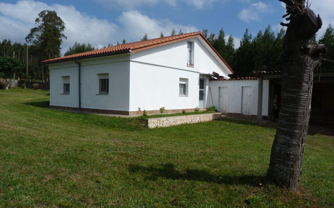 Venta casa de planta baja en Santaya de Probaos