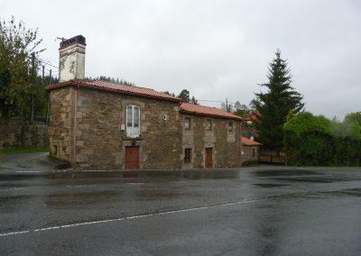 Alquiler casa de piedra en Coirós