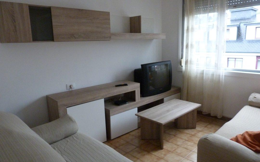 Alquiler piso amueblado en Betanzos