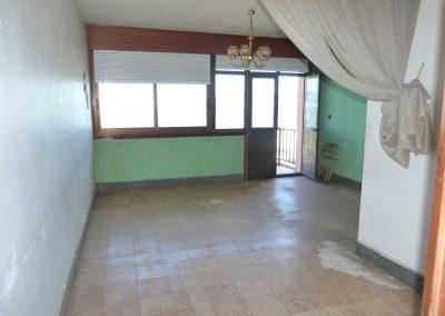 Venta piso 4 dormitorios pleno centro de Sada