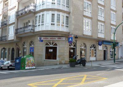 Alquiler local comercial centro Betanzos