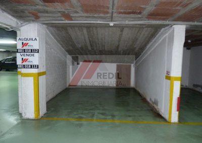 Venta plaza de garaje y trastero en Betanzos