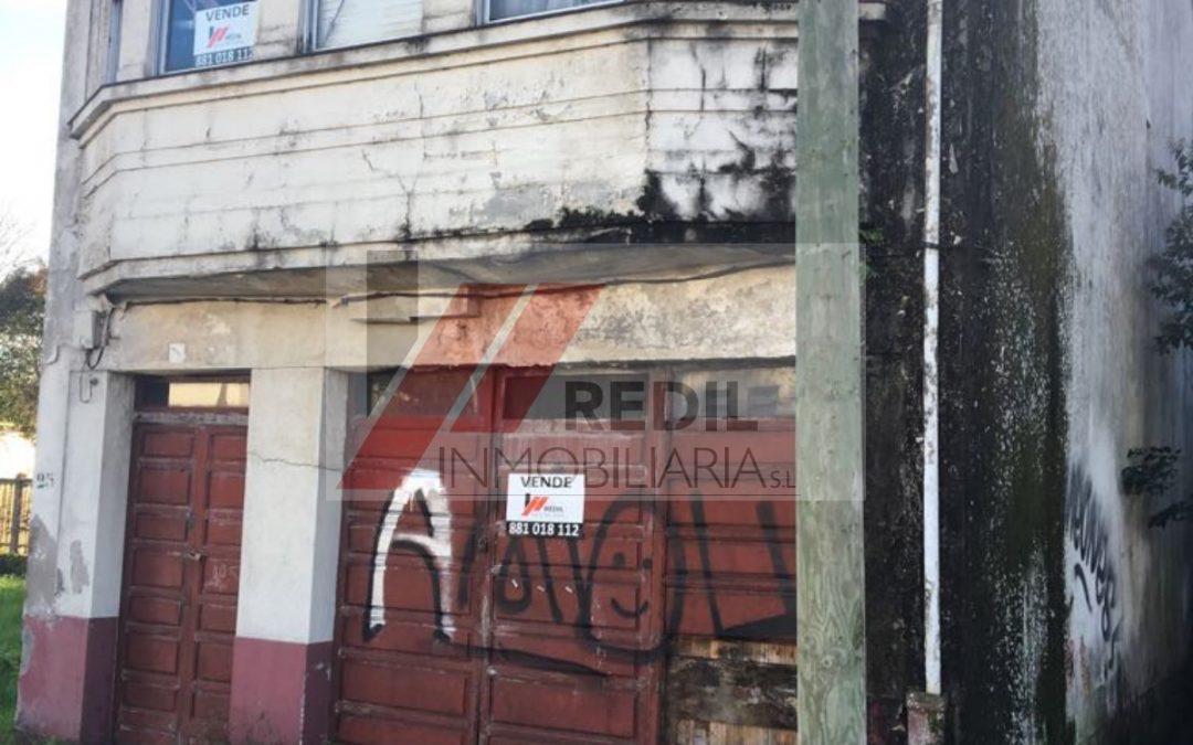 Venta casas Avenida principal Betanzos