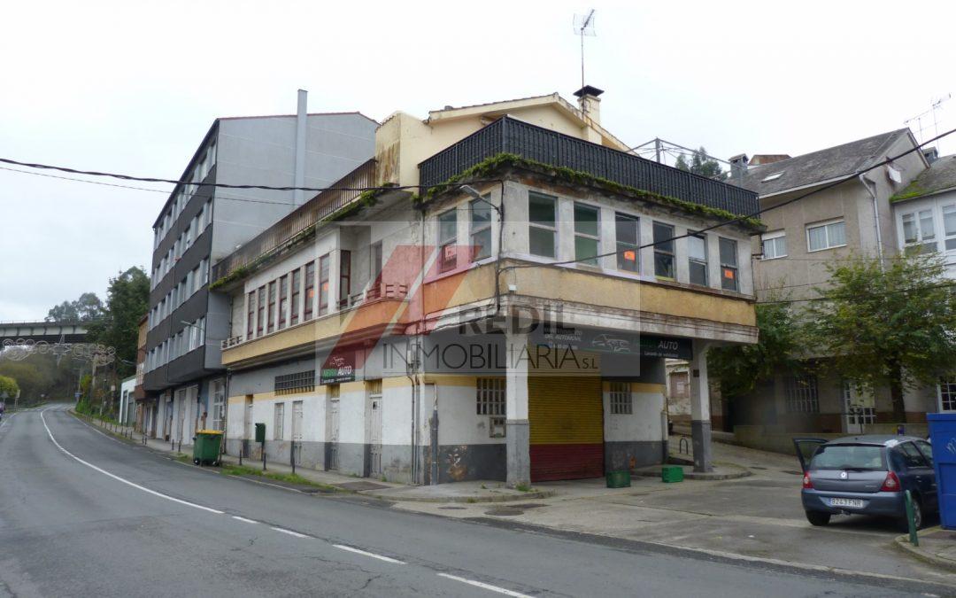 Venta piso todo exterior en Betanzos