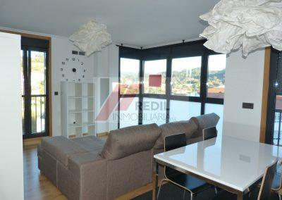 Alquiler piso 2 dormitorios en centro de Betanzos