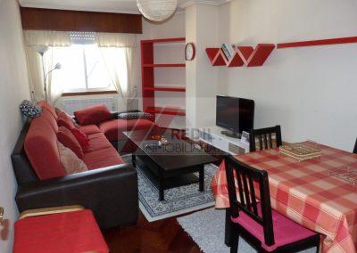 Alquiler piso amueblado centro de Betanzos