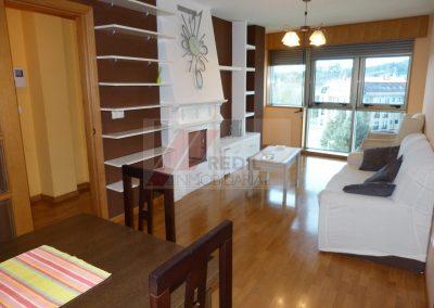Alquiler piso 2 dormitorios y 2 baños en Sada