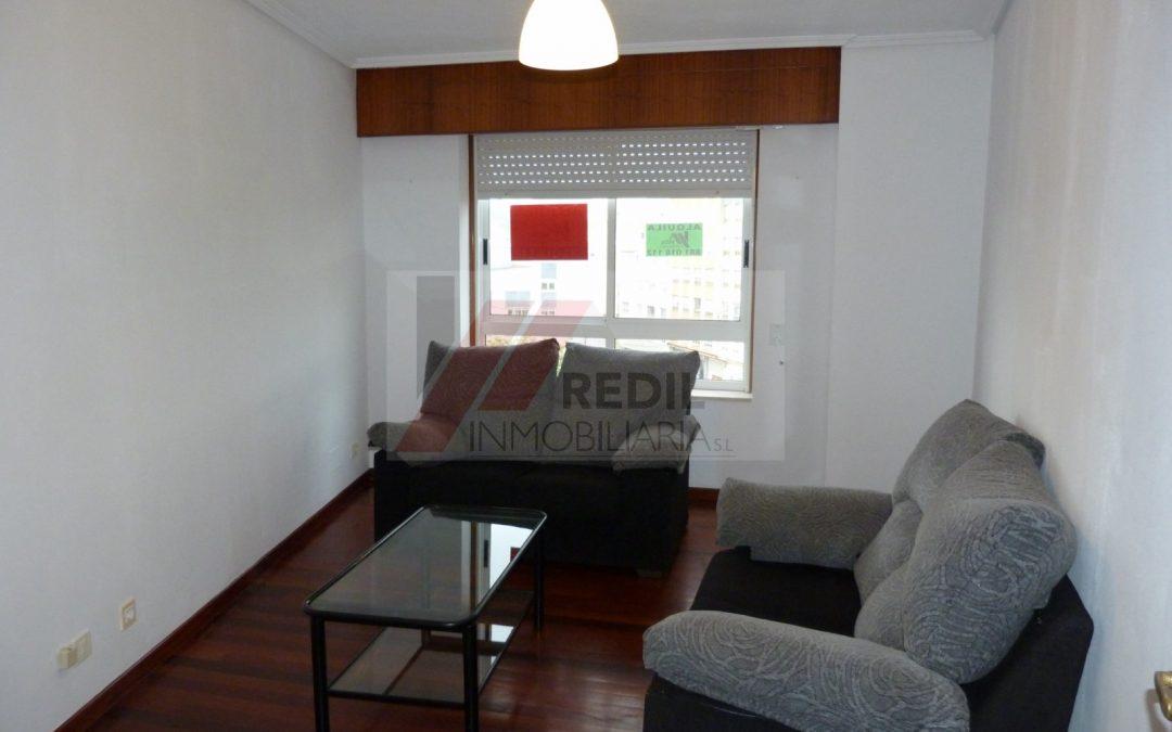Alquiler piso semi amueblado en Betanzos