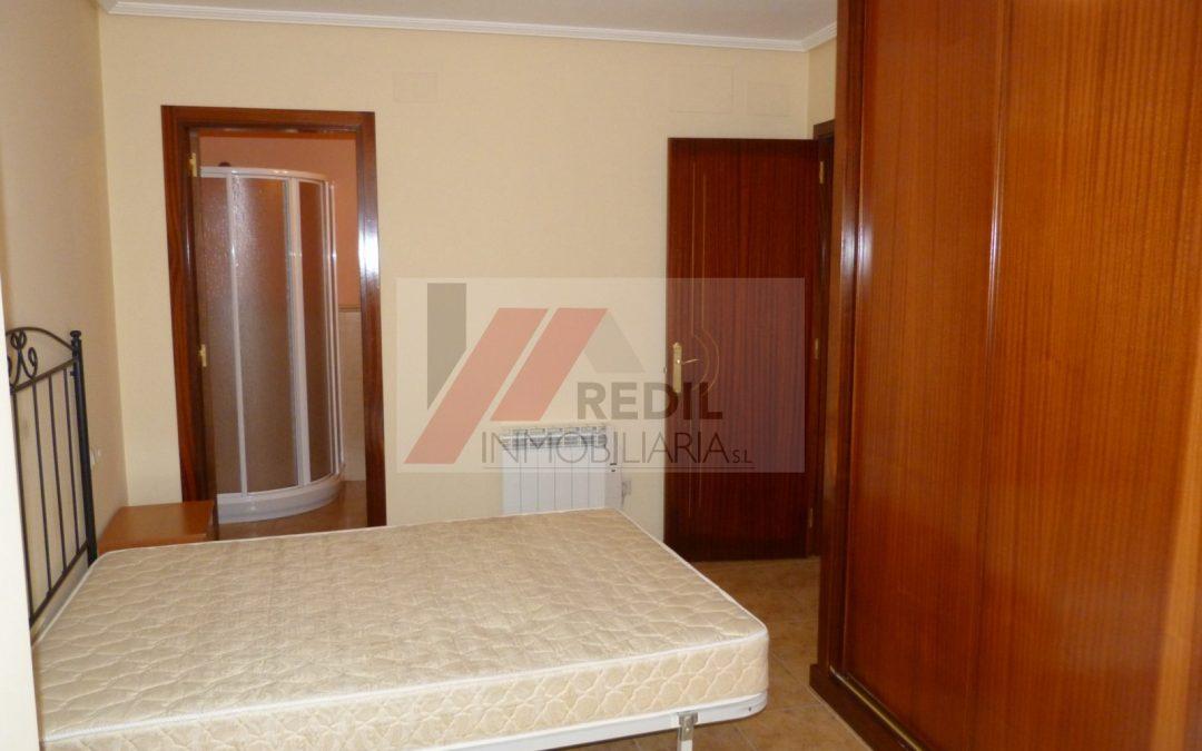 Alquiler piso 1 dormitorio amueblado en Betanzos