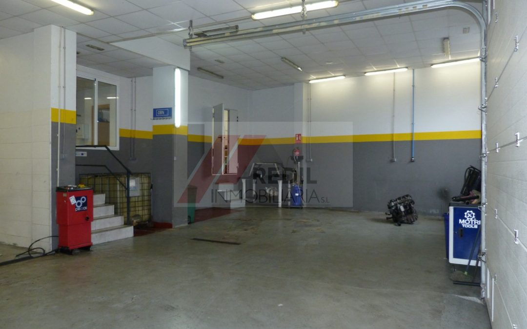 Venta local comercial en Miño